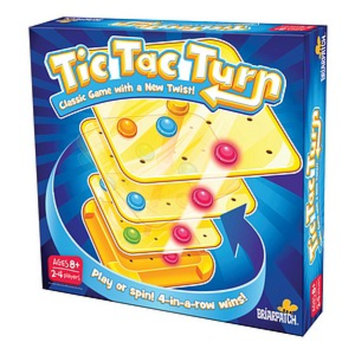 Briarpatch Tic-Tac-Turn Family Game