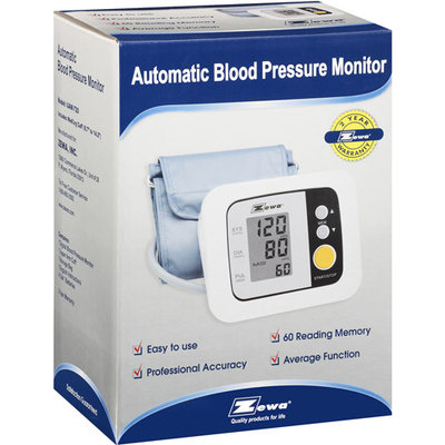 Zewa UAM-720 Automatic Blood Pressure Monitor