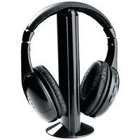Xtreme 5in1 HiFi SXBS Wireless Headphones with FM Radio