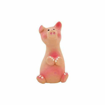 Rich Frog Natural Rubber Baby Toy - Peggy Pig