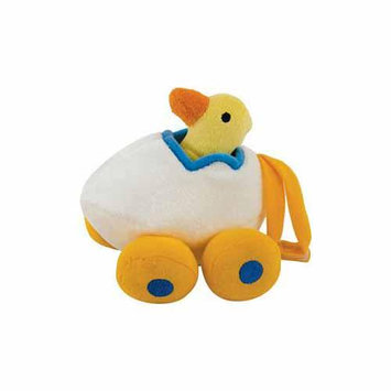 Rich Frog Duck in Egg Travel Toy