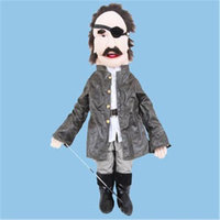 Sunny Toys GS2540 28 In. Pirate - Shipmate Sculpted Face Puppet