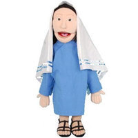 Sunny Toys GS2602 28 In. Mary - Bible Character Puppet