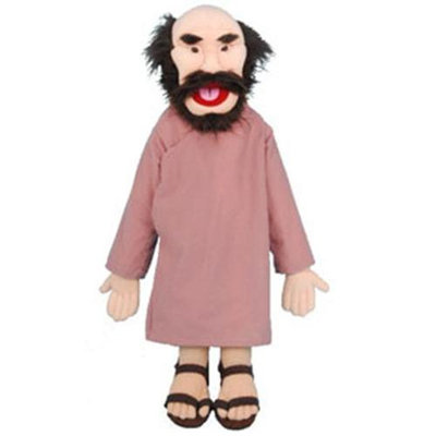 Sunny Toys GS2604 28 In. Peter - Bible Character Puppet