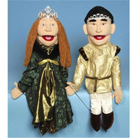 Sunny Toys GS2803 28 In. Prince Sculpted Face Puppet