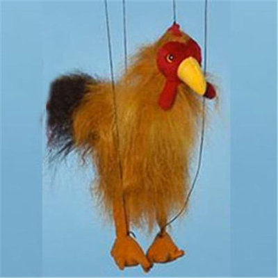 Sunny Toys WB325 16 In. Baby Hen Marionette Puppet