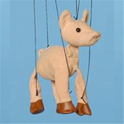 Sunny Toys WB327 16 In. Baby Piglet Marionette Puppet