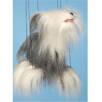 Sunny Toys WB333 16 In. Baby Sheepdog Marionette Puppet