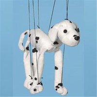 Sunny Toys WB341 16 In. Baby Dalmation Marionette Puppet