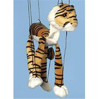 Sunny Toys WB358 16 In. Baby Tiger Marionette Puppet
