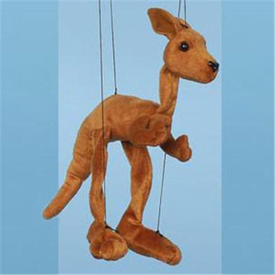 Sunny Toys WB397 16 In. Baby Kangaroo Marionette Puppet