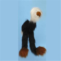 Sunny Toys WB923 38 In. Large Marionette Black Bald Eagle