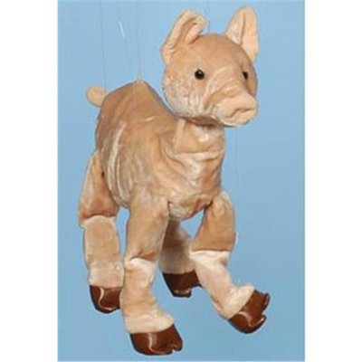 Sunny Toys WB927 38 In. Four-Leg Pig Large Marionette