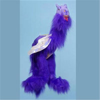Sunny Toys WB934A 38 In. Large Marionette Dragon Wings - Purple