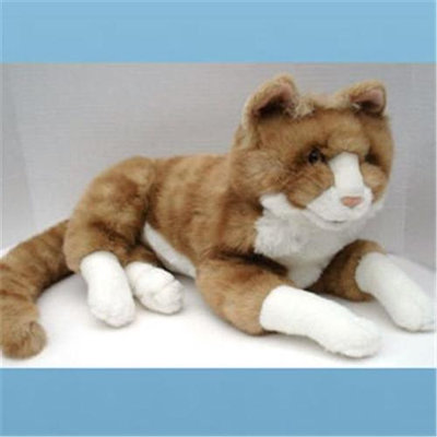 Sunny Toys NP8073M 15 In. Cat - Calico Animal Puppet