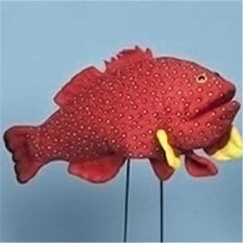 Sp Sunny Toys NP8137 16 inch Tropical Fish - Coral, Animal Puppet