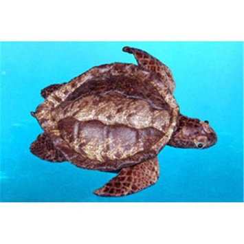 Sp Sunny Toys NP8152 14 In. Turtle - Loggerhead Animal Puppet
