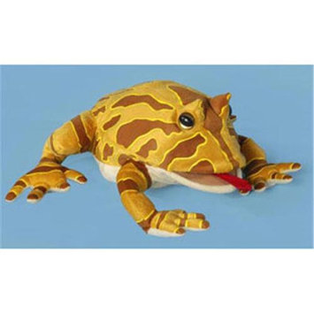 Sp Sunny Toys NP8216 12 inch Frog - Surinam Horned, Animal Puppet