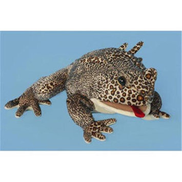 Sp Sunny Toys NP8218 12 inch Toad - American, Animal Puppet