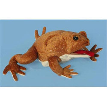 Sp Sunny Toys NP8219 12 In. Toad - Marine, Animal Puppet