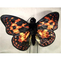 Sunny Toys NP8245 14 In. Butterfly - Butterfly Painted Lady Animal Puppet