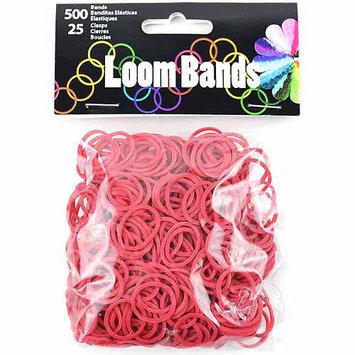 Midwest Design Imports Midwest Design LB506-74 Loom Bands Value Pack 525-Pkg-Striped Neon