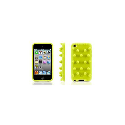Griffin Funky Touch Case for iPod Touch 4G - Green Bumps