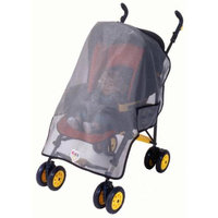 Sasha's Sashas Wrap Around Sun, Wind & Insect Cover - Single Stroller