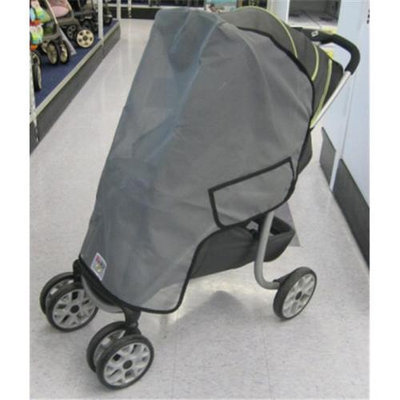 Sashas Kiddie Products Combi Full Size Single Stroller Sun, Wind and Insect