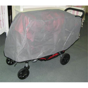 Sashas Kiddie Products Kolcraft Contours Options/Optima & Universal Express Rider Tandem Stroller Sun, Wind and Insect