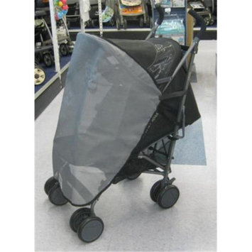 Sashas Kiddie Products Mamas and Papas Voyage and Cruise Single Stroller Sun, Wind and Insect Cover
