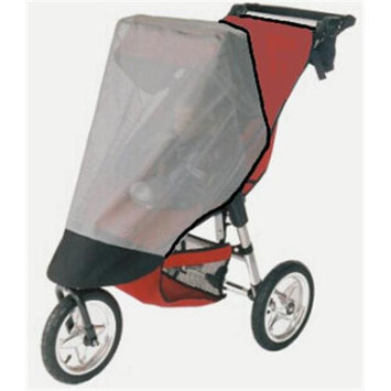 Sashas Kiddie Products Sashas Baby Jogger City Elite and Summit Stroller Single Sun/Wind Cover