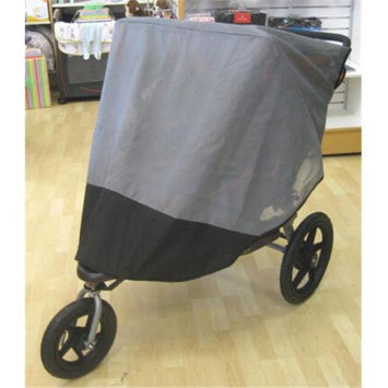 Sashas Kiddie Products BOB Revolution SE 2011 / Stroller Strides Fitness Duallie Jogger Canopy