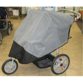 Sashas Kiddie Products Sasha's Kiddie Products Schwinn Turismo 2011 Double Jogger Sun, Wind and Insect Cover