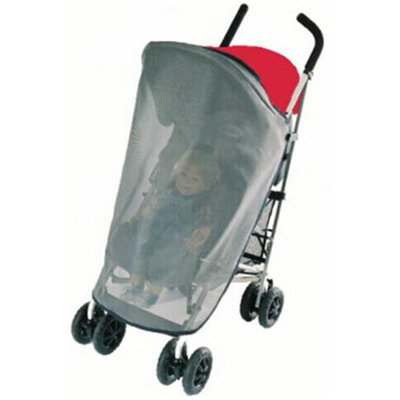 Sasha's Britax B- Nimble Single Stroller Sun, Wind and Insect Cover