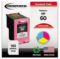 Invera C643WN Remanufactured Ink, 165 Page-Yield, Tri-Color