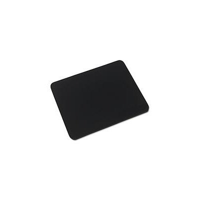 Innovera 52448 Natural Rubber Mouse Pad Black