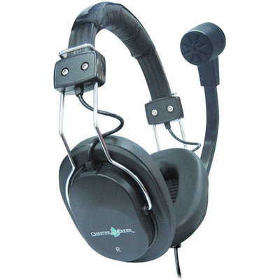 Chester Creek HP-003-VC Headset - Stereo Mini-phone