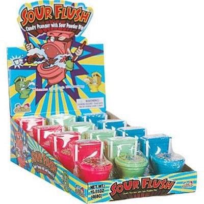 Ddi Sour Flush Candy 1.38 oz C/D(Case of 12)