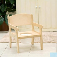 Little Colorado 027PB Handcrafted Potty Chair in Powder Blue