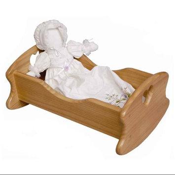 Little Colorado 063HO Doll Cradle in Honey Oak