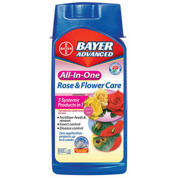 Bayer All In One Rose & Flower Care Conc