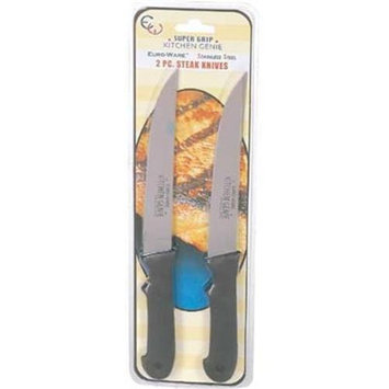 Bulk Buys Steak Knives 2 Pc Stainls Stl - Case of 12