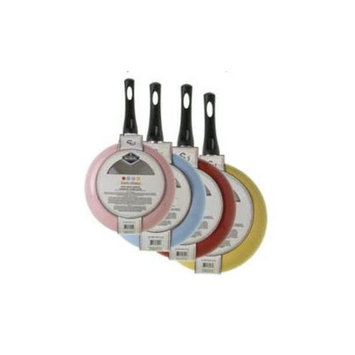Dollar Days 9.5 Non-Stick Colored Fry Pan (Pack of 8)