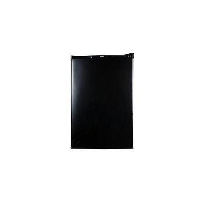 Haier 4.5 cu. ft. Refrigerator/Freezer - Black - HNSE045BB