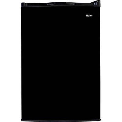 Haier 4.5 cu. ft. Refrigerator & Freezer (Black)