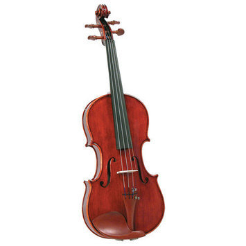 Saga Cremona Maestro First Violin Outfit with Two Piece Back