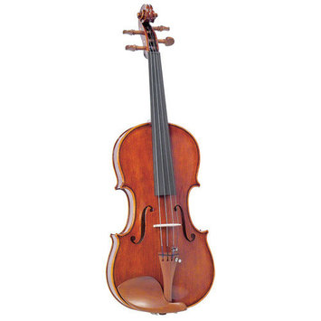 Saga Cremona Maestro First Violin Outfit with One Piece Back