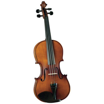 Saga Cremona Student 1/2-Size Violin Outfit in Antiqued