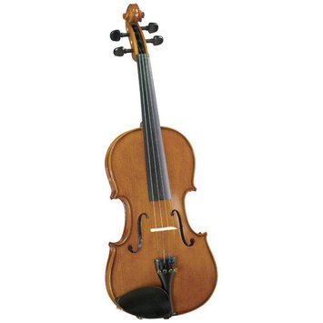 Saga Cremona Student 1/8-Size Violin Outfit Hand Carved